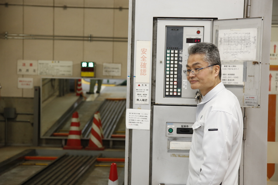 新潟駅近接|大型商業施設の設備管理業務(契約社員)